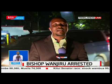 Bishop Margaret Wanjiru arrested on claims of disrupted the voting and destroyed electoral equipment