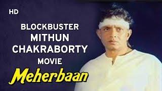 Meherbaan   Mithun Chakraborty   Ayesha Jhulka   Anupam Kher   Hindi Full Action Movie