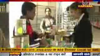 Women Inmates making Herbal Gulal - India News