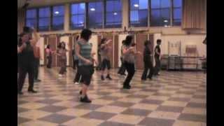 Cumbia Semana Line Dance