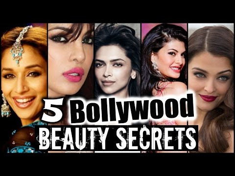 , title : '5 BOLLYWOOD ACTRESS BEAUTY SECRETS & HACKS REVEALED!  │ Flawless Skin, Thick Long Hair, Diet Tips!'