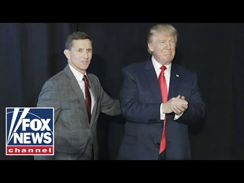 Trump grants Michael Flynn a full pardon