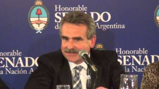 Presentacion Del Libro De Agustín Rossi