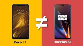 Xiaomi Pocophone F1 vs OnePlus 6T: We Did The Math!