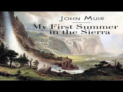 My First Summer in the Sierra | John Muir | *Non-fiction, Biography & Autobiography, Nature | 3/5
