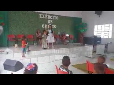 Tia Savana e Cia - Bandeirantes do Tocantins - To Ministração com o Tema: