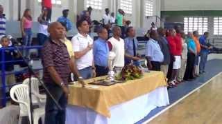 preview picture of video 'Torneo Internacional de Arbitors, Anotadores y Entrenadores - 2014'