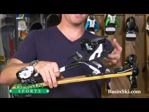 Salomon GUARDIAN WTR 13 Ski Binding Review 2014