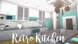 Cute Kitchen Ideas Bloxburg