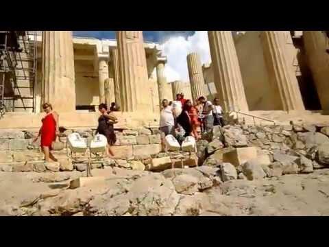 Греция. Акрополь. Главная достопримечательность Греции.