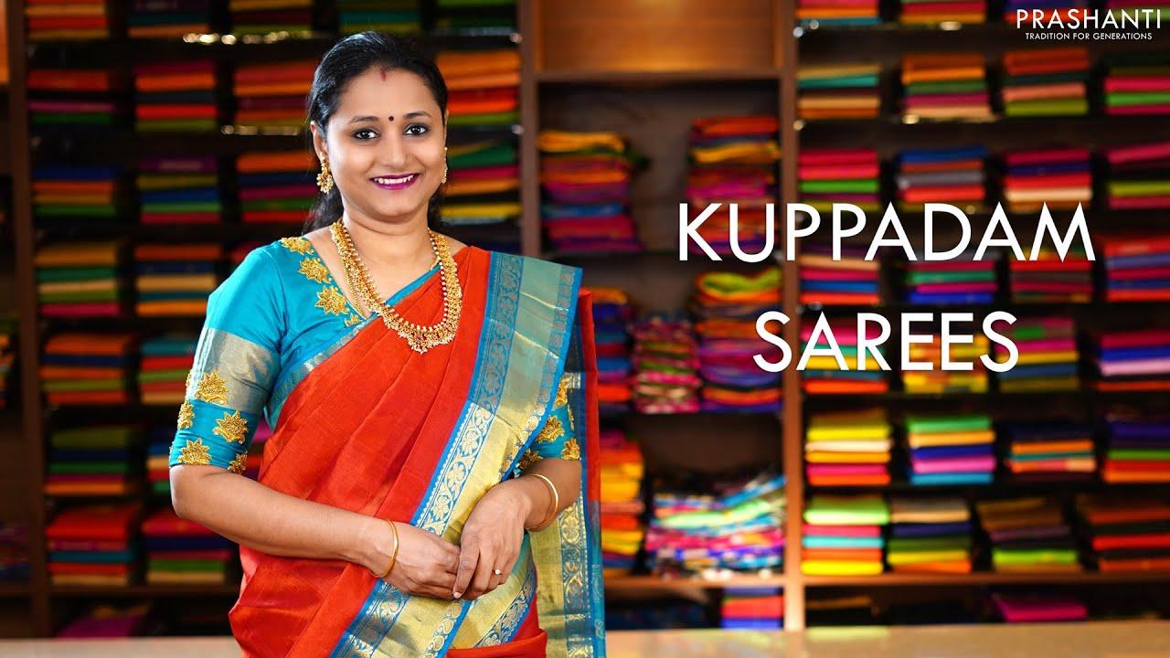 "<p style=""color: red"">Video : </p>Kuppadam Silk Cottons   4 Dec 2020   Prashanti 2020-12-04"