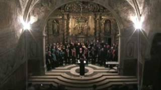 En haut, Ste Marie de la Chapelle auréolée de Rainbow, swingue (6e partie)