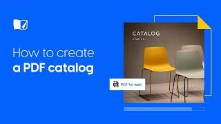 How to Create a PDF Catalog | Flipsnack.com