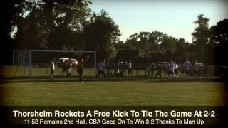 Boys Soccer: Full Highlights From CBA's Wild 3-2 Comeback Vs. Freehold Twp