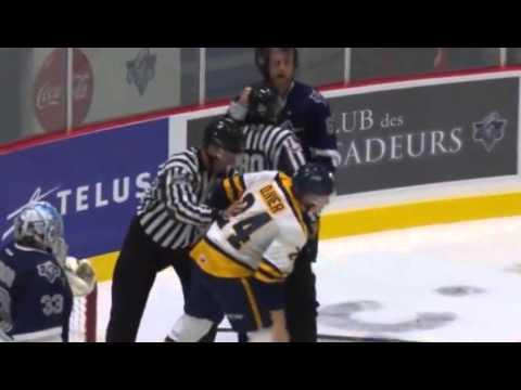 Mathieu Olivier vs Beau Rusk