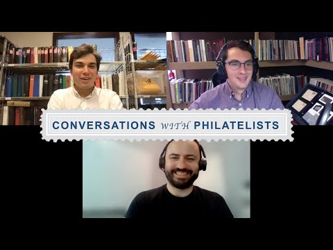 Conversations with Philatelists Ep. 62: Mark Rosenberg: CEO and Founder of HipStamp
