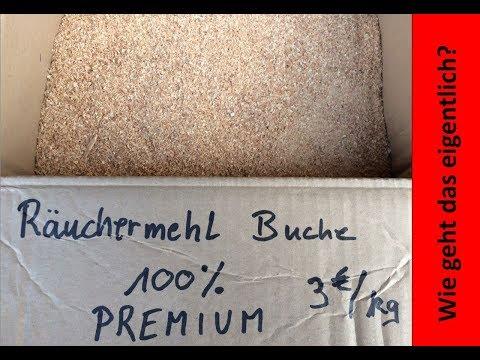 """""""Premium"""" Räuchermehl - die ganze Wahrheit über Herkunft und Herstellung"""