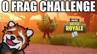 0 FRAG CHALLENGE! - Fortnite #43