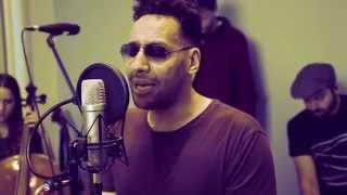 Recording Session in London for Eddine Said
