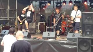 Video Propan-Butan  Rockfest  Želenice 2017