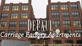 DePaul Carriage Factory Apartments - Rochester, NY