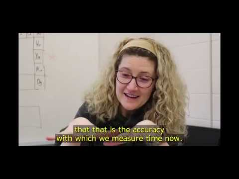 Kimberly Short's favorite element (YouTube video)