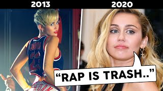 8 Famous People Who Disrespected Hip-Hop