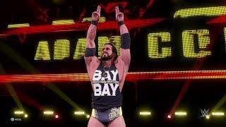 WWE 2K20: Adam Cole Entrance
