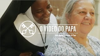 O Vídeo de Papa – Outubro de 2019 –  A missão dos consagrados