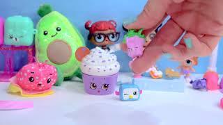 Гигантская Звезда Удивления Лола, Заполненная Слепыми Мешками! Cookie Swirl C Video