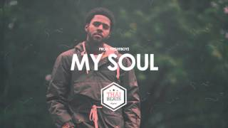 🔥 My Soul - Old School Rap Beat Instrumental 2017 (J Cole Type)