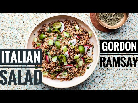 Italian Recipes By Gordon Ramsay – Almost Anything