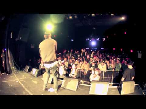 G-Eazy live – opening for A$VP Rocky in NYC [recap]