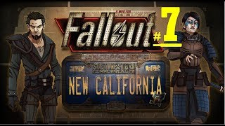 Fallout New California Mod New Vegas - Defeat the Enclave - Gameplay Part 7