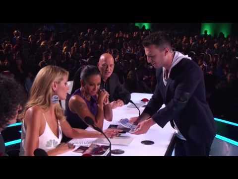 America's Got Talent 2014 - Top 12 - Mat Franco (видео)