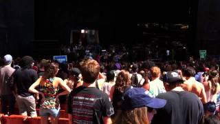 Dance Gavin Dance - Elder Goose @ Vans Warped Tour Mountain View