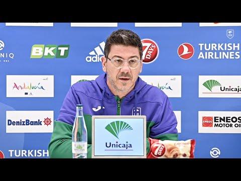 El Unicaja busca un epílogo con victoria sin nada en juego en la Eurocup