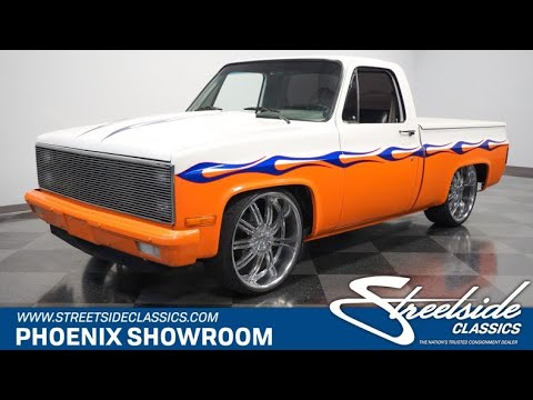 1982 Chevrolet C10 (CC-1419518) for sale in Mesa, Arizona
