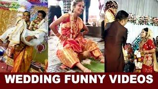 #005 INDIANS FUNNY WEDDING VIDEOS | Jai Sneham Films
