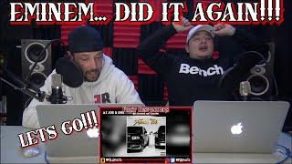 YO!!! EMINEM SAYS HE'S GOD!!!! Fat Joe LORD ABOVE Ft  Eminem, Dre, Mary J  Blige REACTION FRReacts