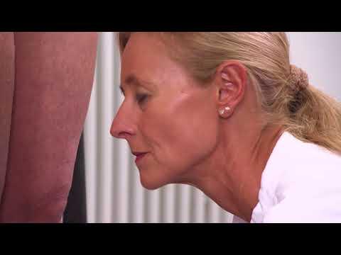 Strom Behandlung von Prostatitis