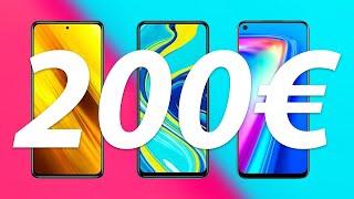 Die besten Smartphones unter 200€ - Anfang 2021 (Deutsch)