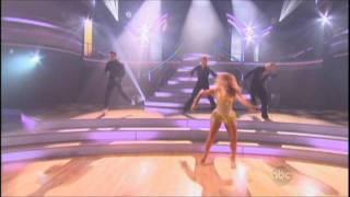 DWTS - S13 premiere results show pro dance
