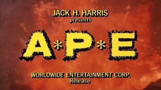 APE 3-D - A*P*E (1976) ORIGINAL TRAILER [HD 1080p]