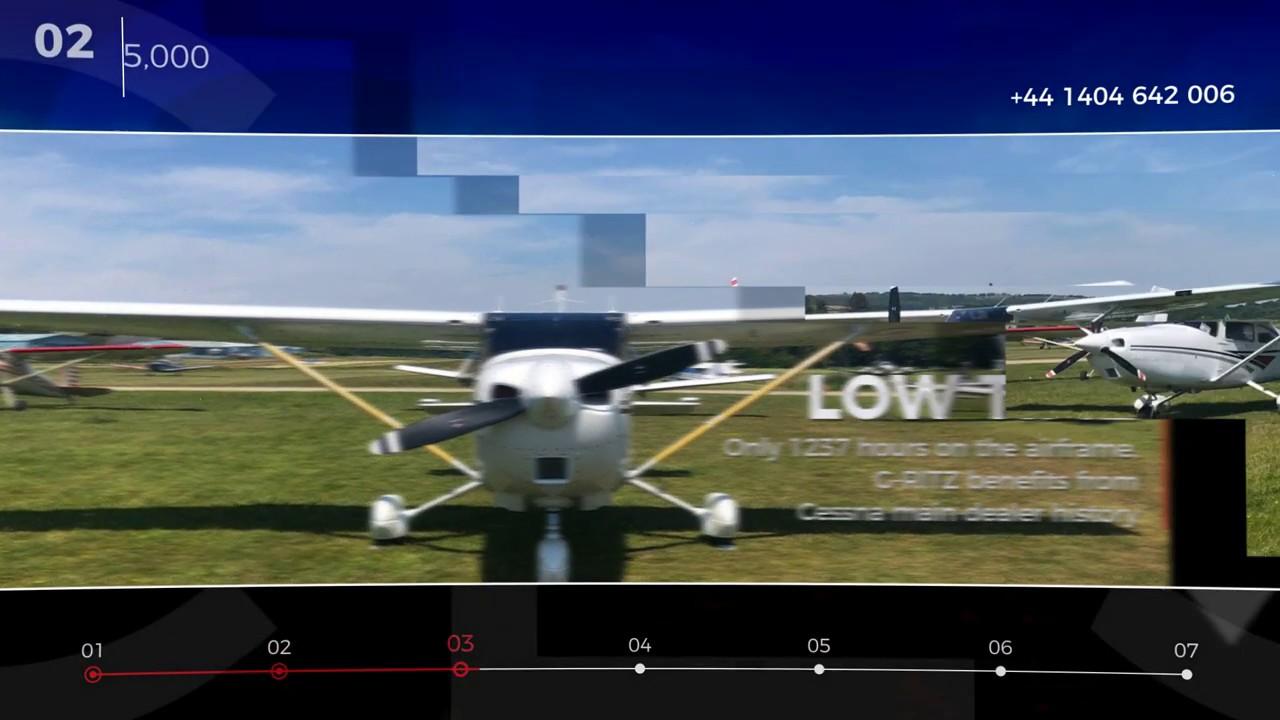 G-RITZ Cessna 182S