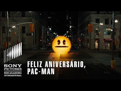 Feliz Aniversário, Pac-Man | Pixels | 23 de julho nos cinemas