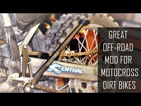 One of the best off-road mod for your motocross dirt bike
