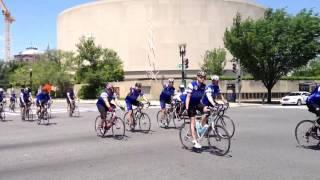 Велопробег Вашингтон