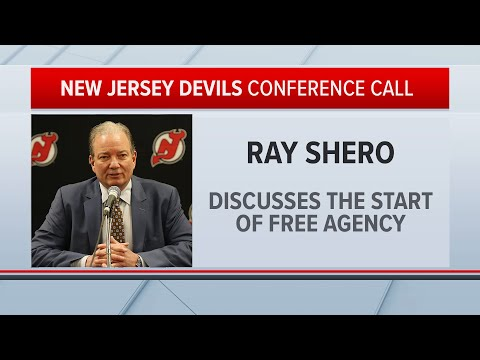 Ray Shero Discusses Devils' Offseason Activity | NHL