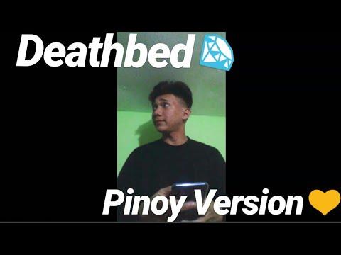 #deathbed #powfu Powfu Deathbed tagalog version // Tim de Guzman V.